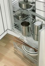 Metal Blind Corner Rack