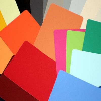 Solid Color Laminates