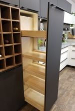 Wood Pullout Pantry