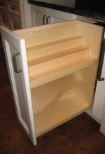 Baltic Birch Spice Organizer